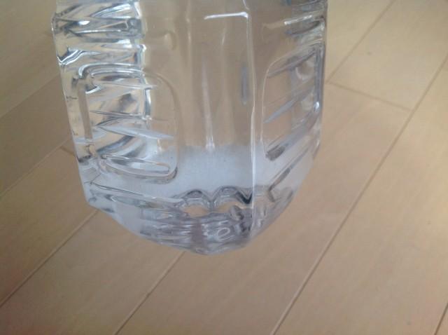 洗濯物のおしっこ(尿)の臭いを消す「ミョウバン水」の作り方