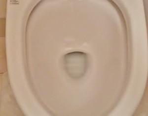 トイレの封水が下がってしまう