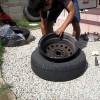 【タイヤ組み換え工賃節約】自分でタイヤを組み替える具体的な方法