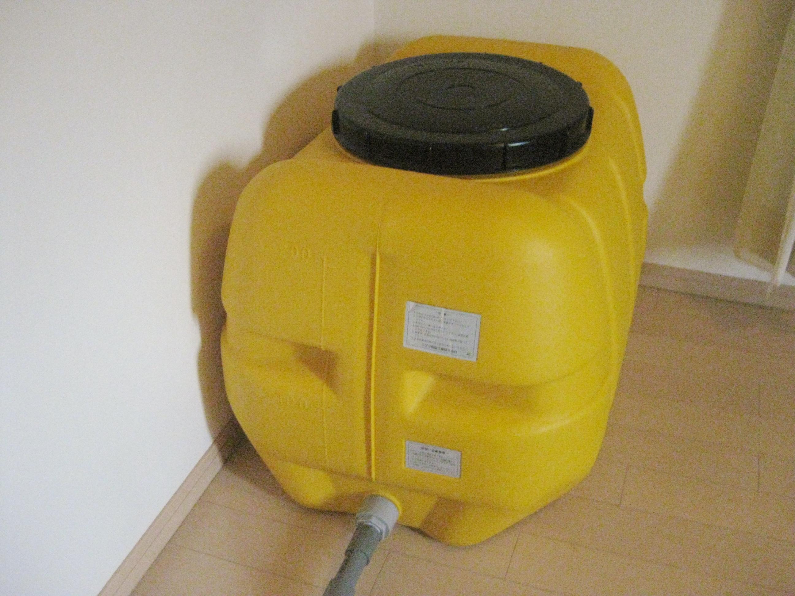 【暖房効果大】風呂の残り湯を使った超巨大湯たんぽ