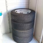 自動車タイヤの保管方法と劣化を防ぐための5つのポイント