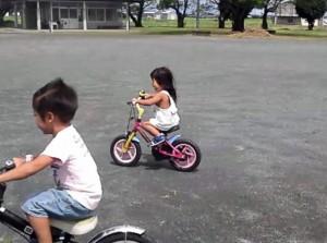 最短で自転車の乗り方を教えるコツ!