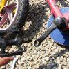 固くて外れない自転車のペダルの外し方の4つのポイント