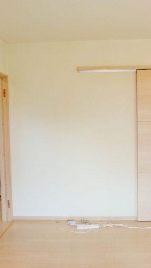 壁掛けテレビを設置する場所