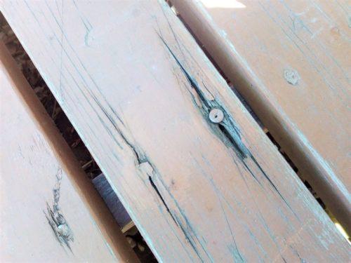 廃材を使ってウッドデッキをリメイクするする方法
